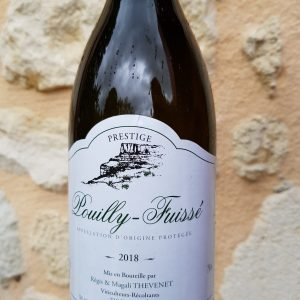 Baud et millet - vin Blanc Bourgogne